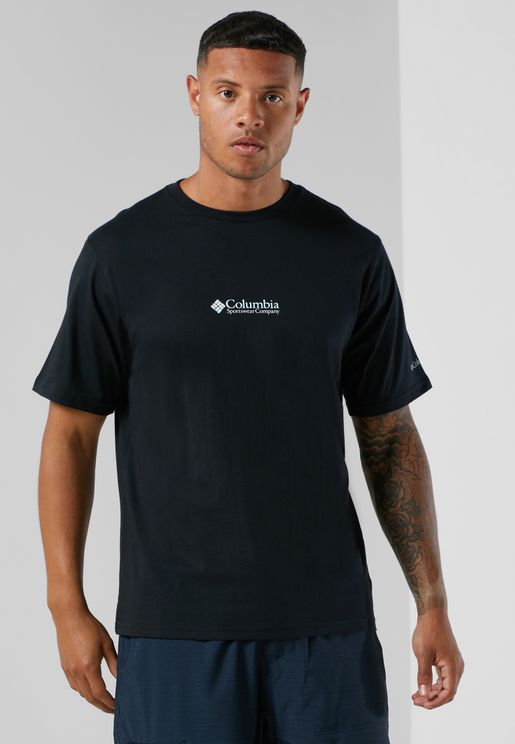 CSC Basic Logo T-Shirt