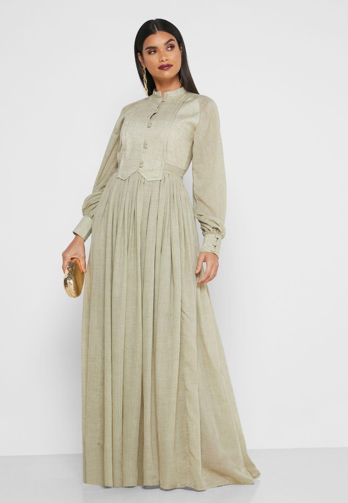 فستان عصري انيق