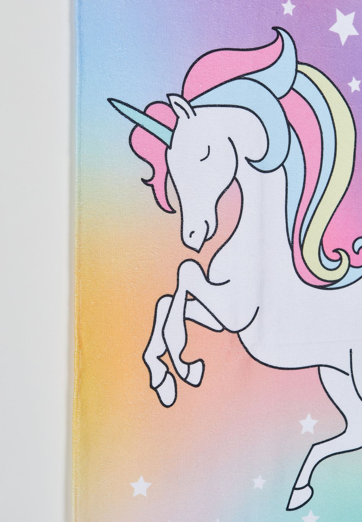 Kids Unicorn Printed Towel