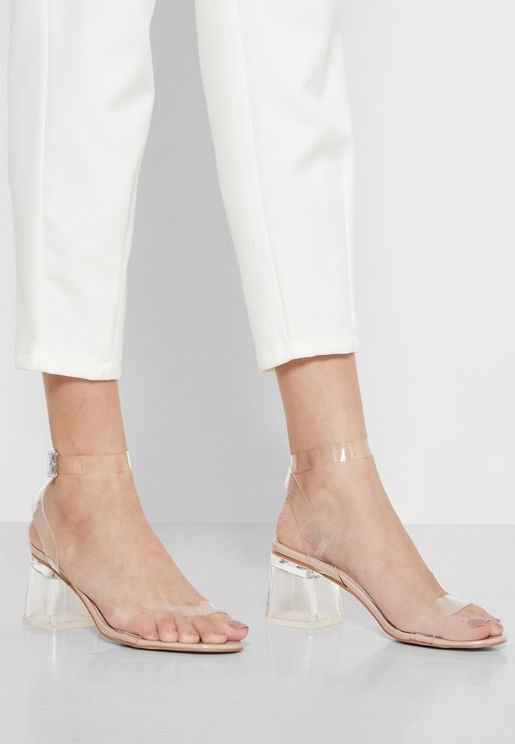 Afternoon Ankle Strap Sandal