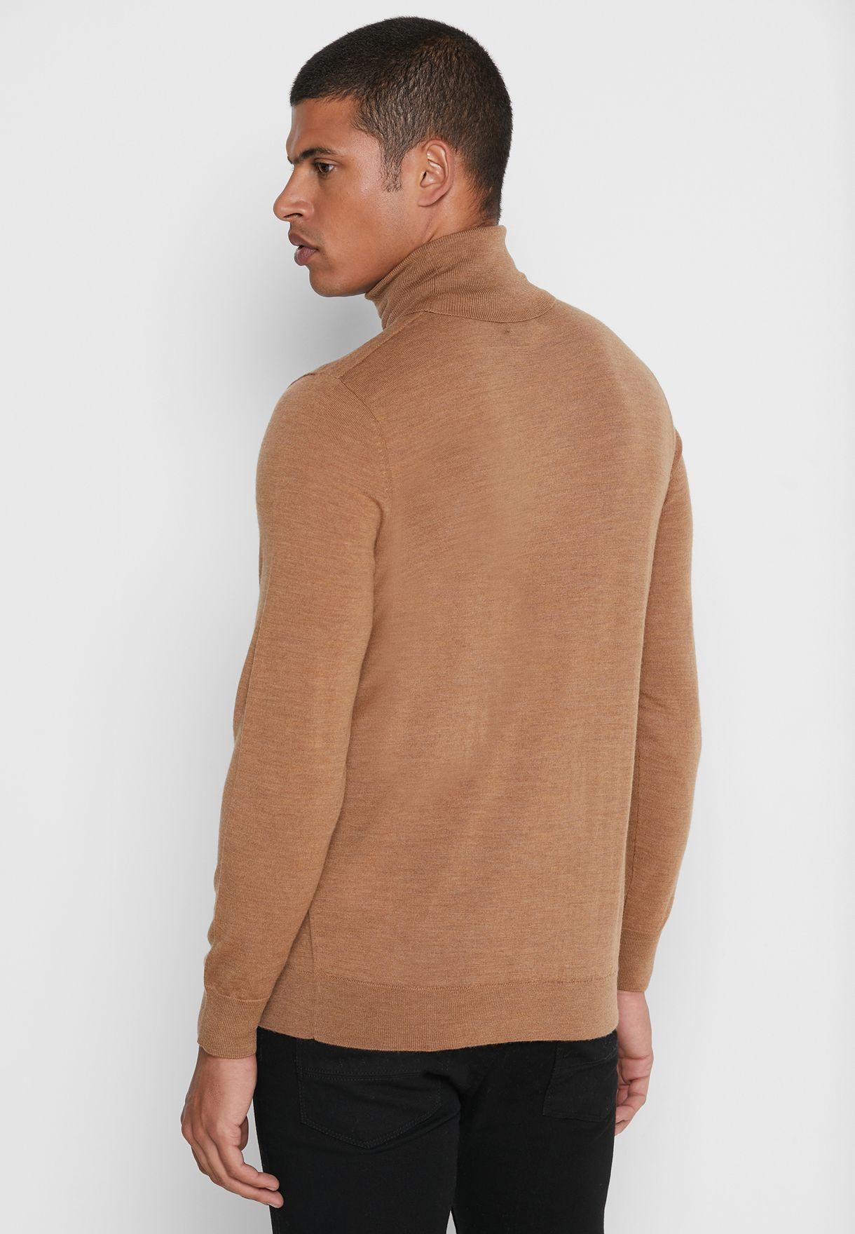 Turtle Neck Sweater