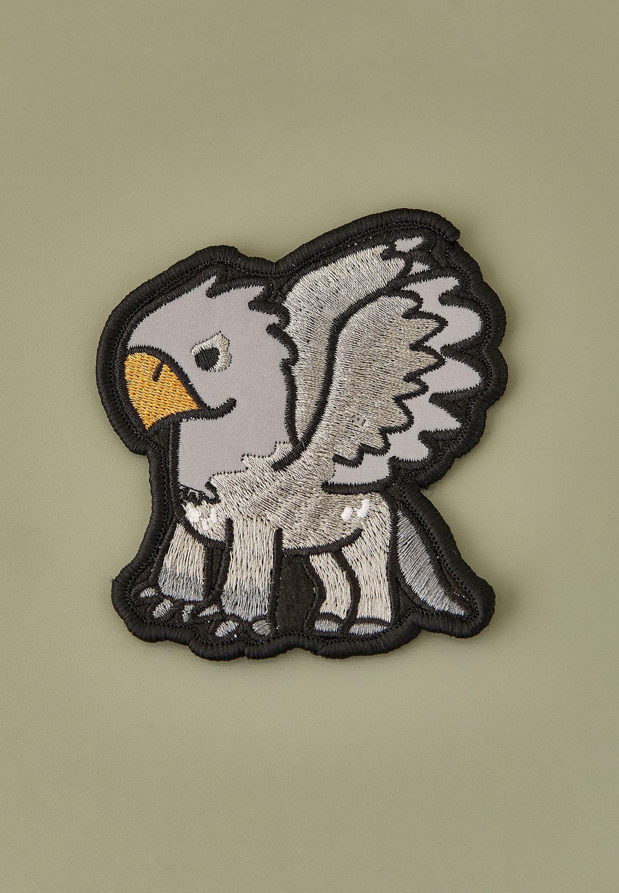 Mega Buckbeak Badge Pack