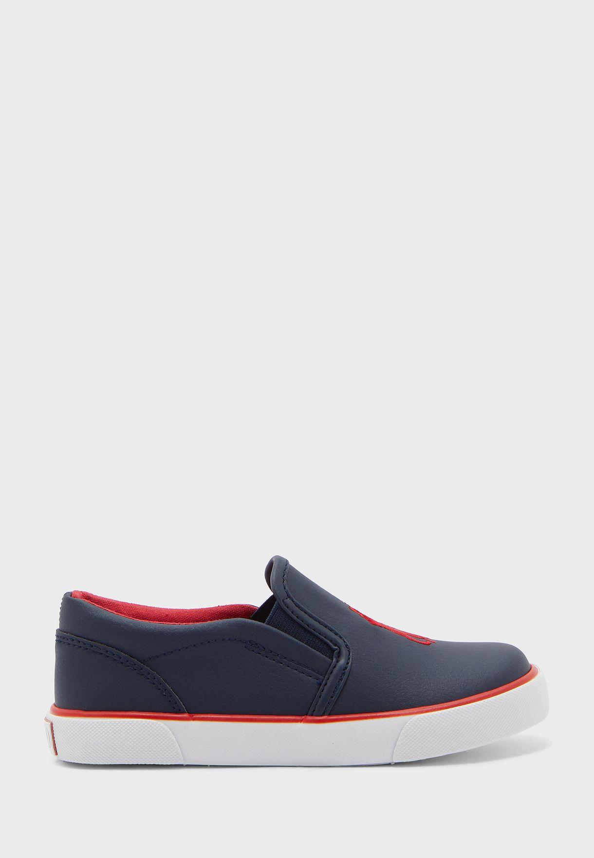 حذاء سهل الارتداء للاطفال