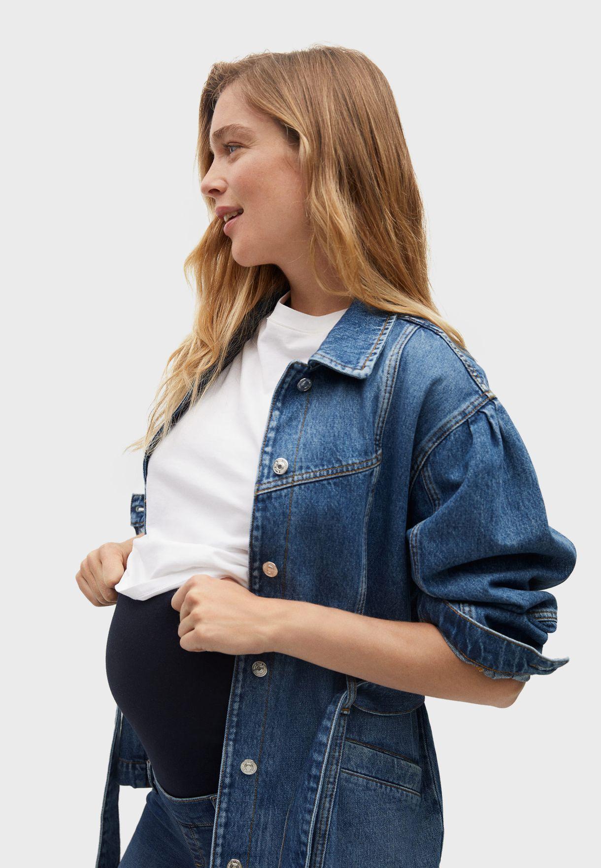 Maternity High Waist Jeans