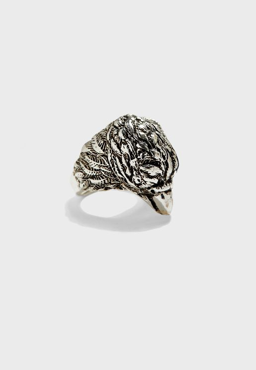 Falcon Design Ring