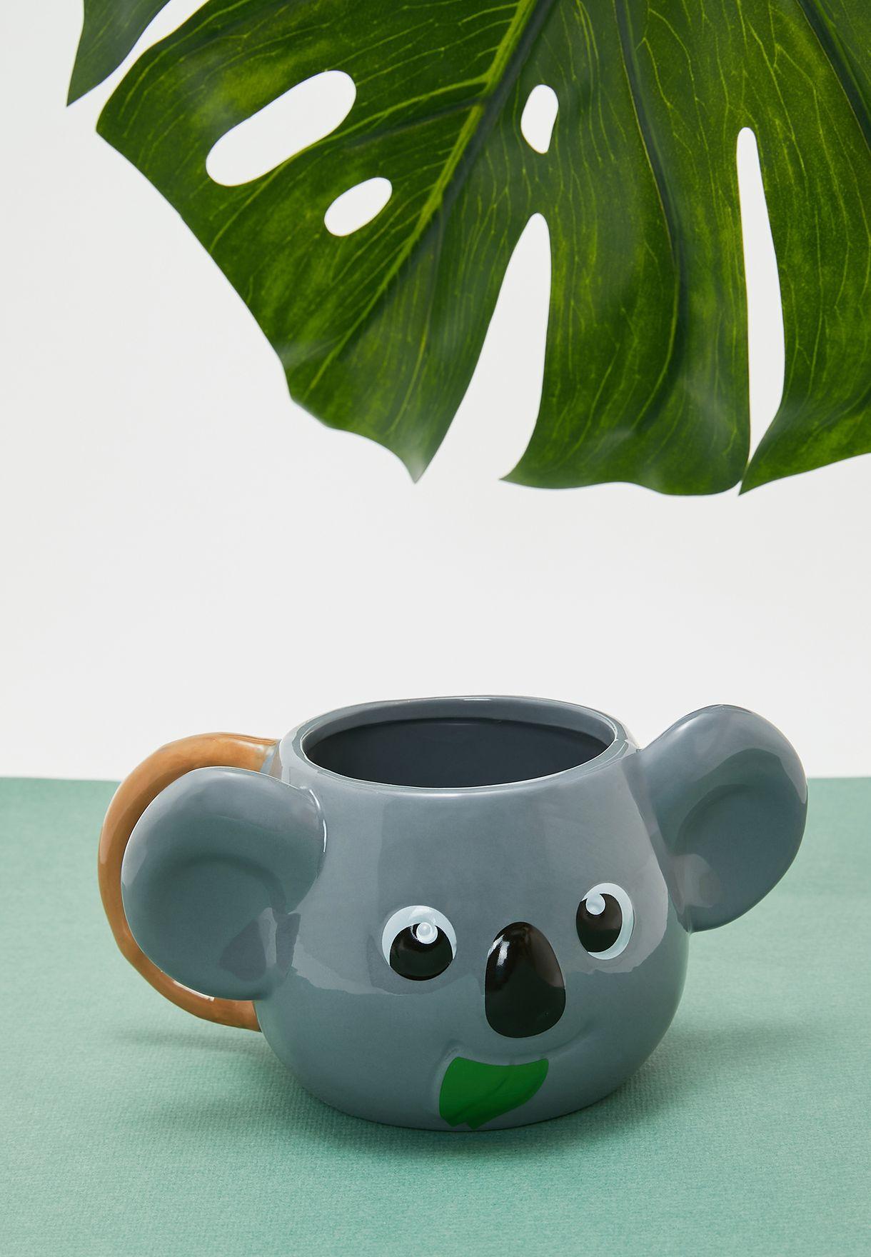 Koala Head Mug