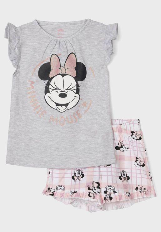 Kids Graphic Pyjama Sets
