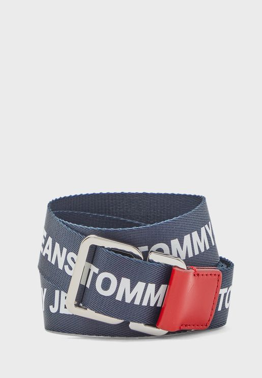 Webbing Allocated Hole Belt 3.5