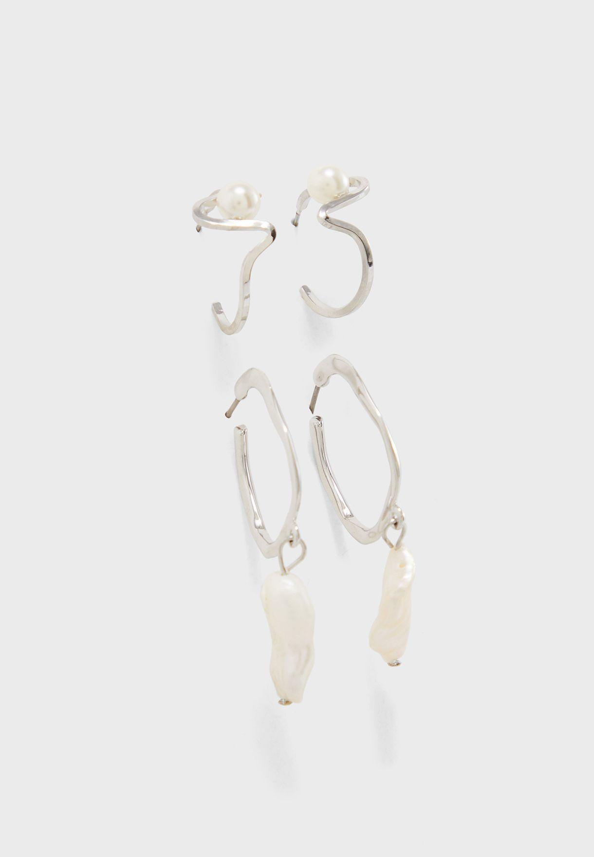Jenni Earrings Set