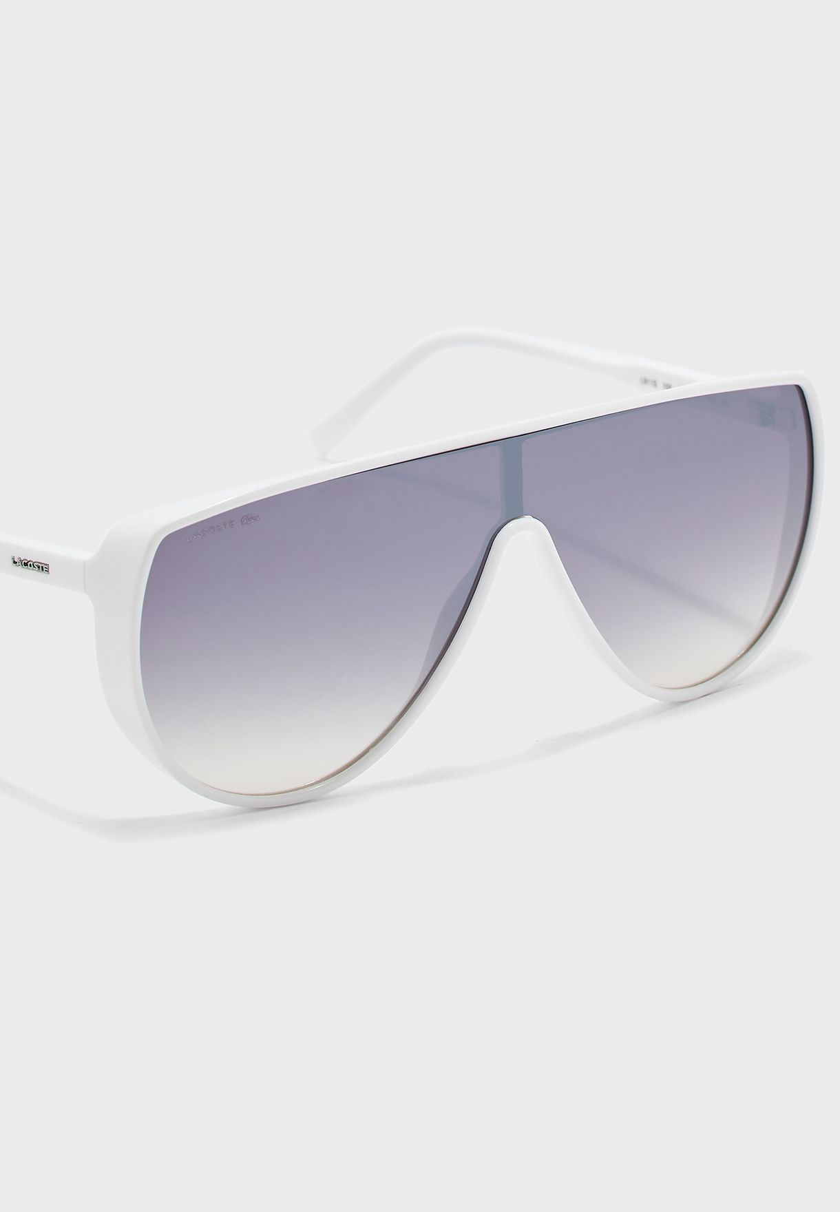 L911S Oversized Shield Sunglasses