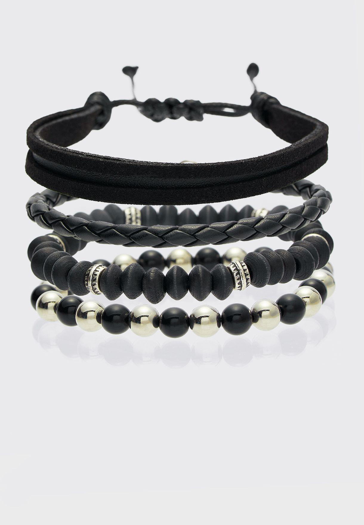 Multipack  Oloelle Bracelets