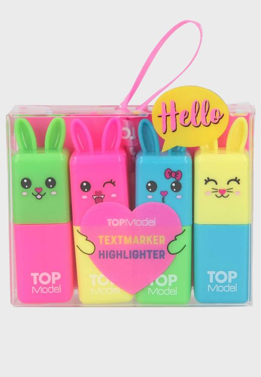 Mini Highlighter Set