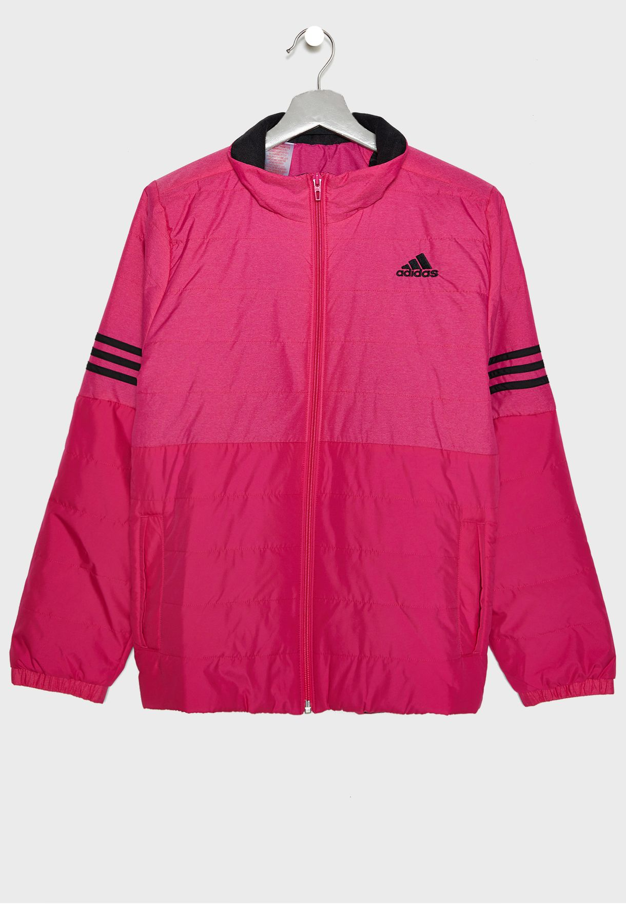 b721831bce6b Shop adidas pink Youth Padded Jacket DH4089 for Kids in Qatar - 14448AT68MZP