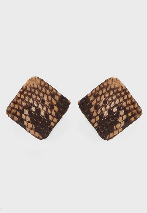 Carrabin Stud Earrings