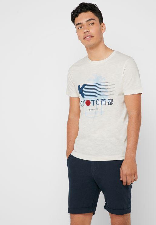 Viktor Crew Neck T-Shirt
