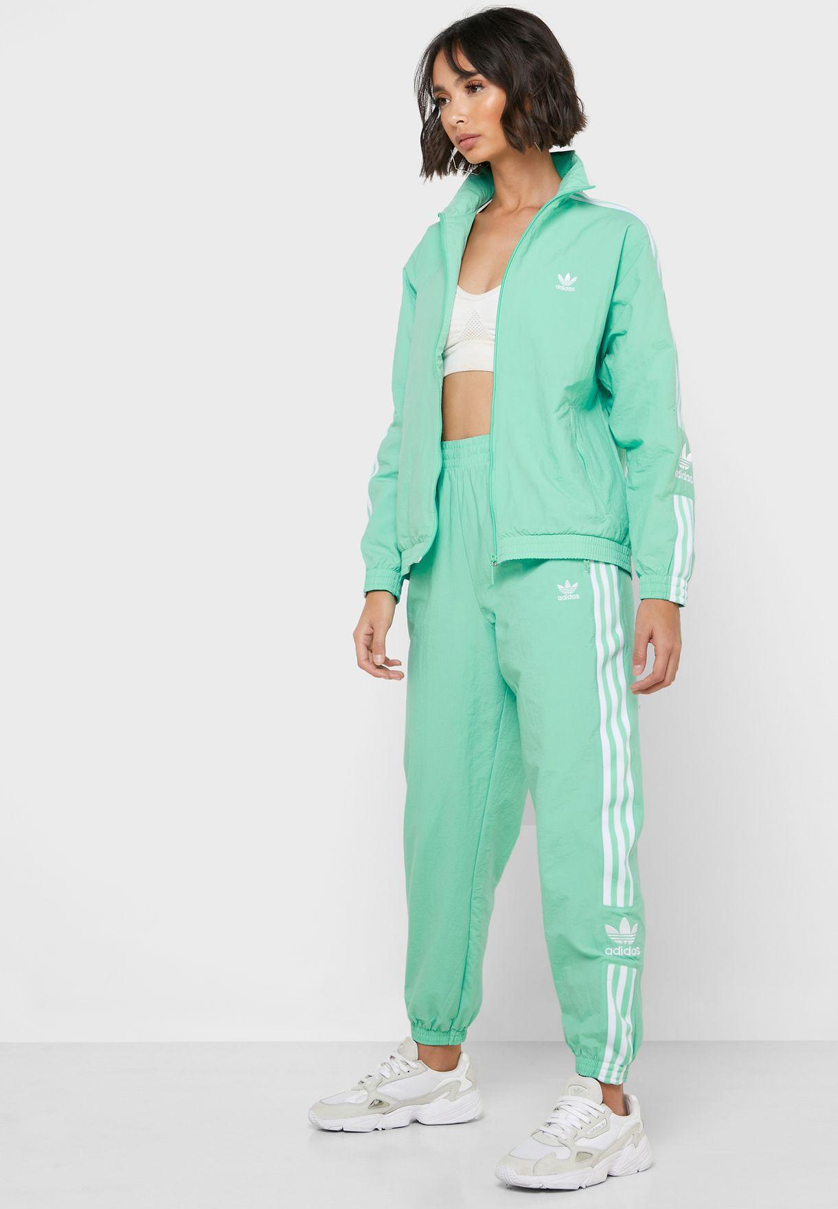 Buy adidas Originals green Lock Up