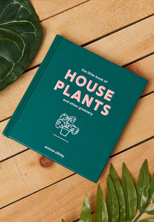 House Plants and Other Greenery Book