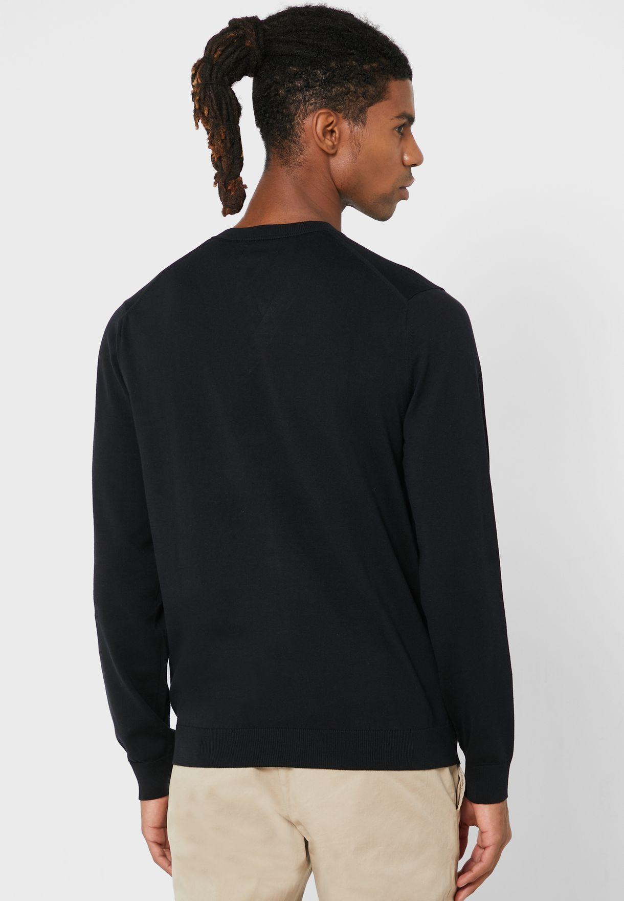 Thermoregulator V-Neck Sweater
