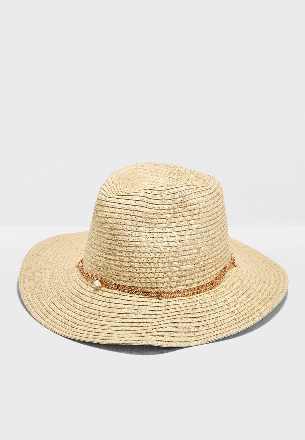 Haenasa panama Floppy Hat