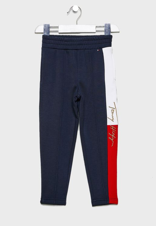Kids Heritage Logo Sweatpants