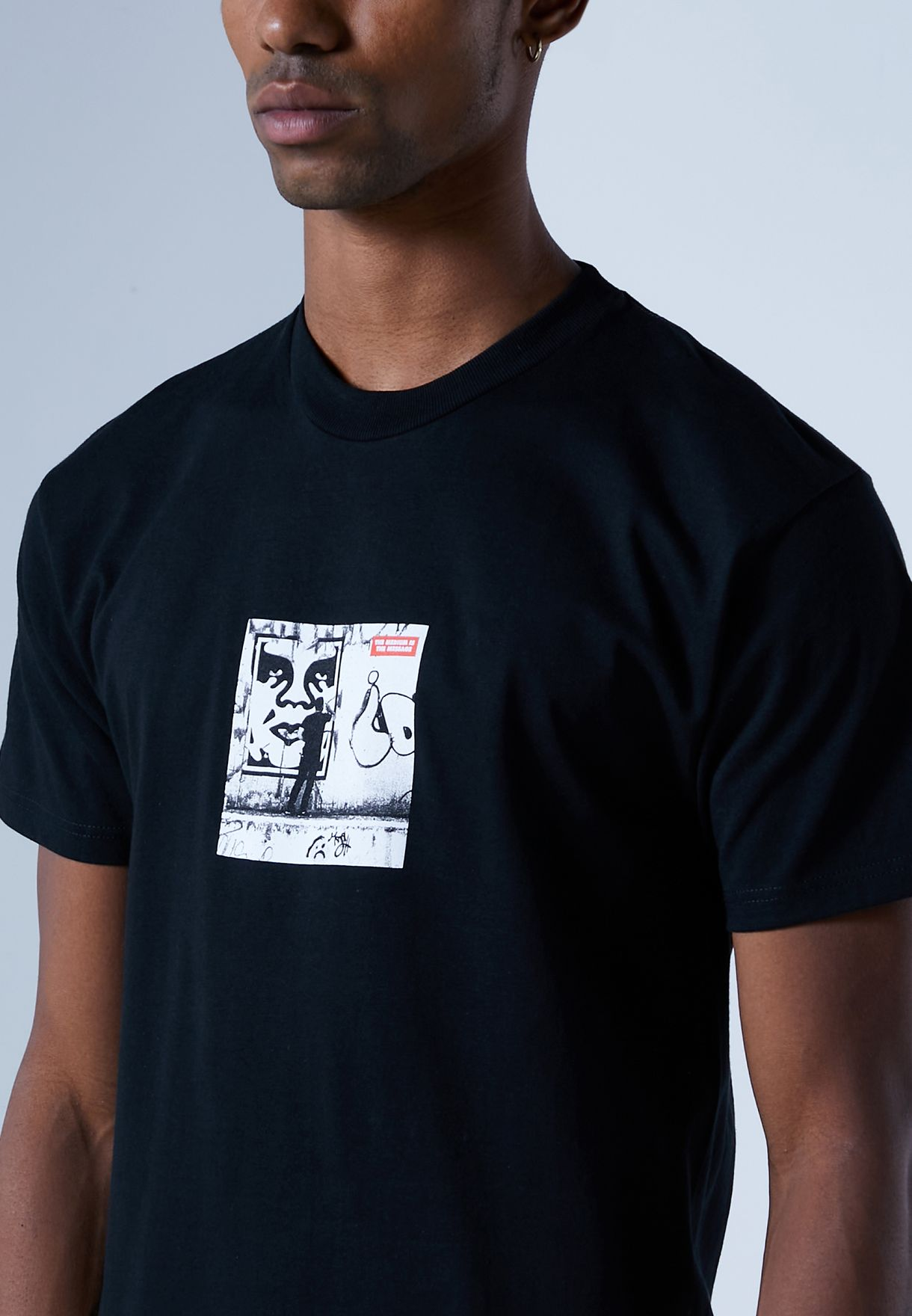 The Medium Is The Message T-Shirt