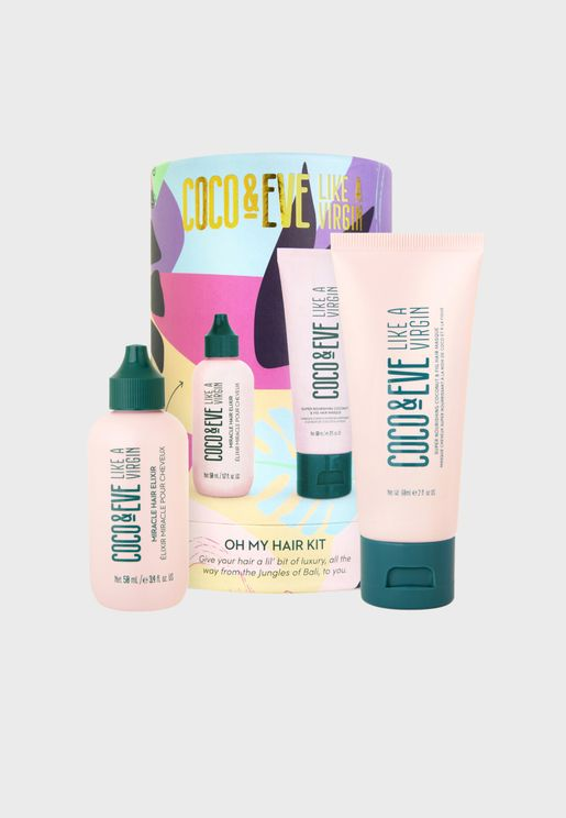 Oh My Hair Kit, Saving 7%