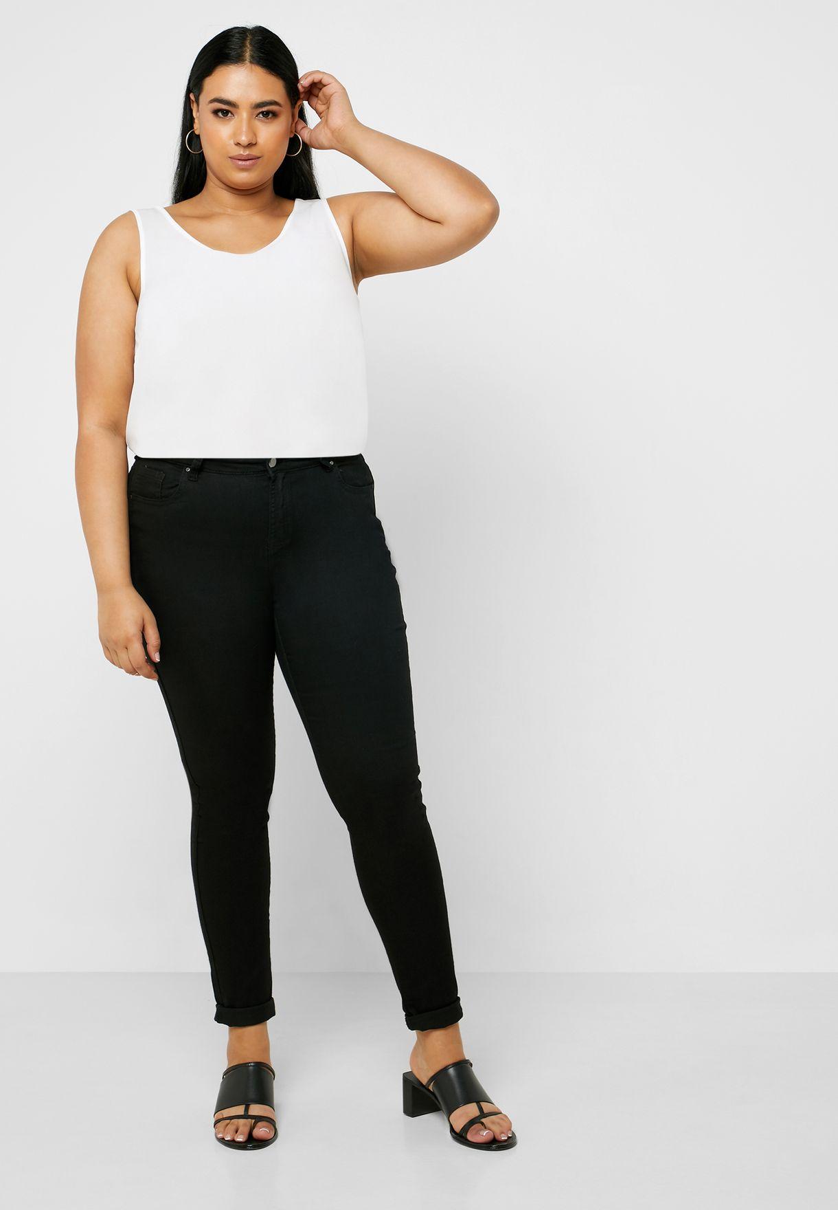 Ultra Stretch Skinny Jeans