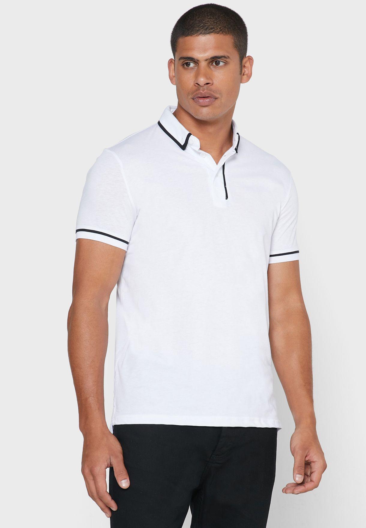 قميص بولو بازرار