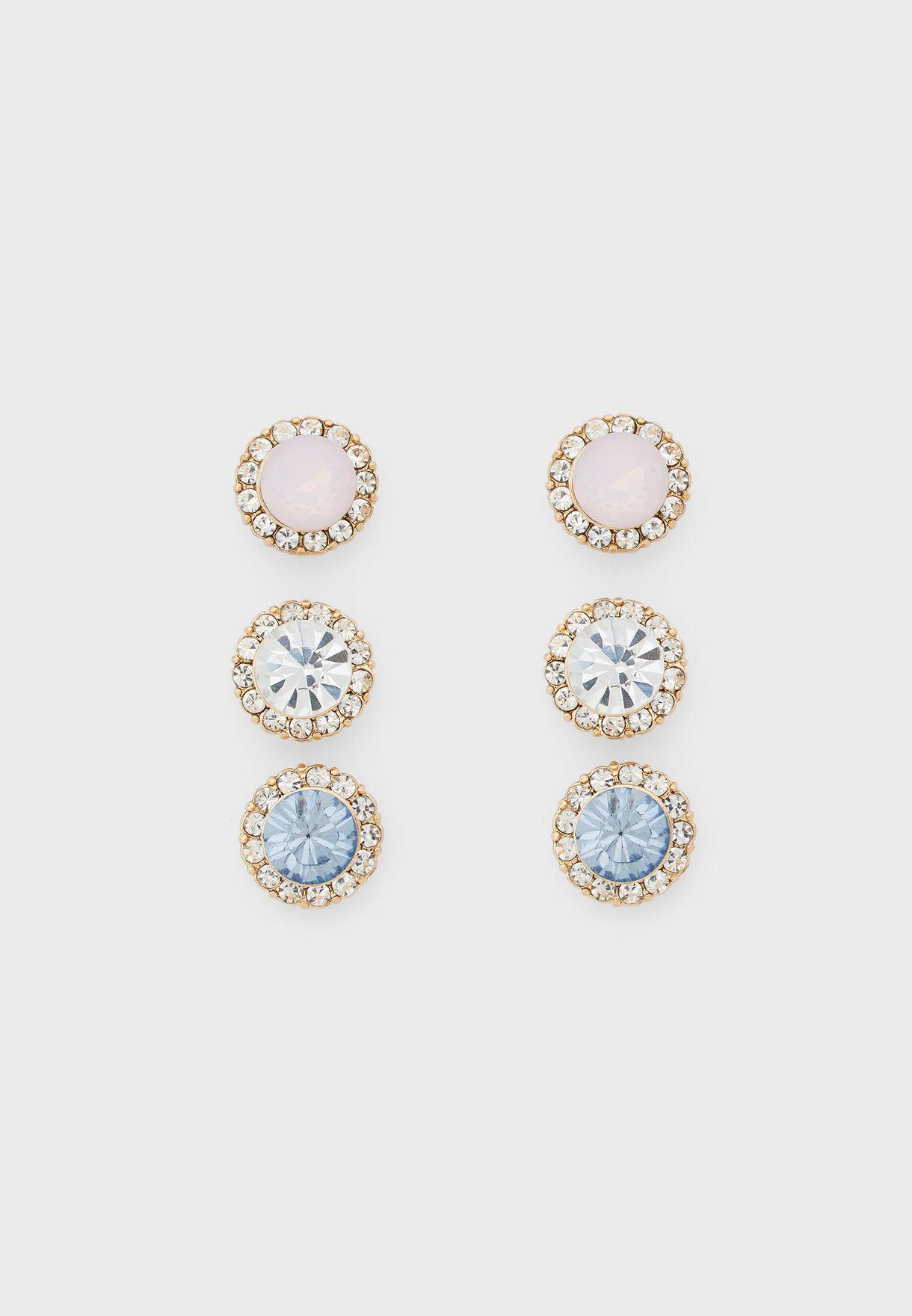Gwosa Earrings Set