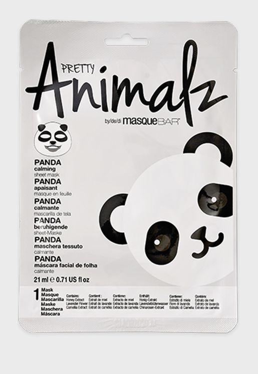 Pretty Animalz Panda Calming Sheet Mask 21ml