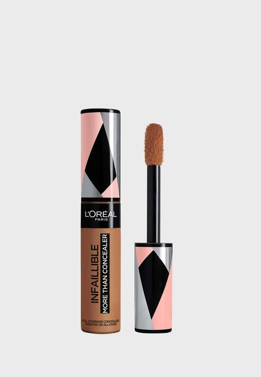 Infallible Full Coverage Concealer 338 Honey