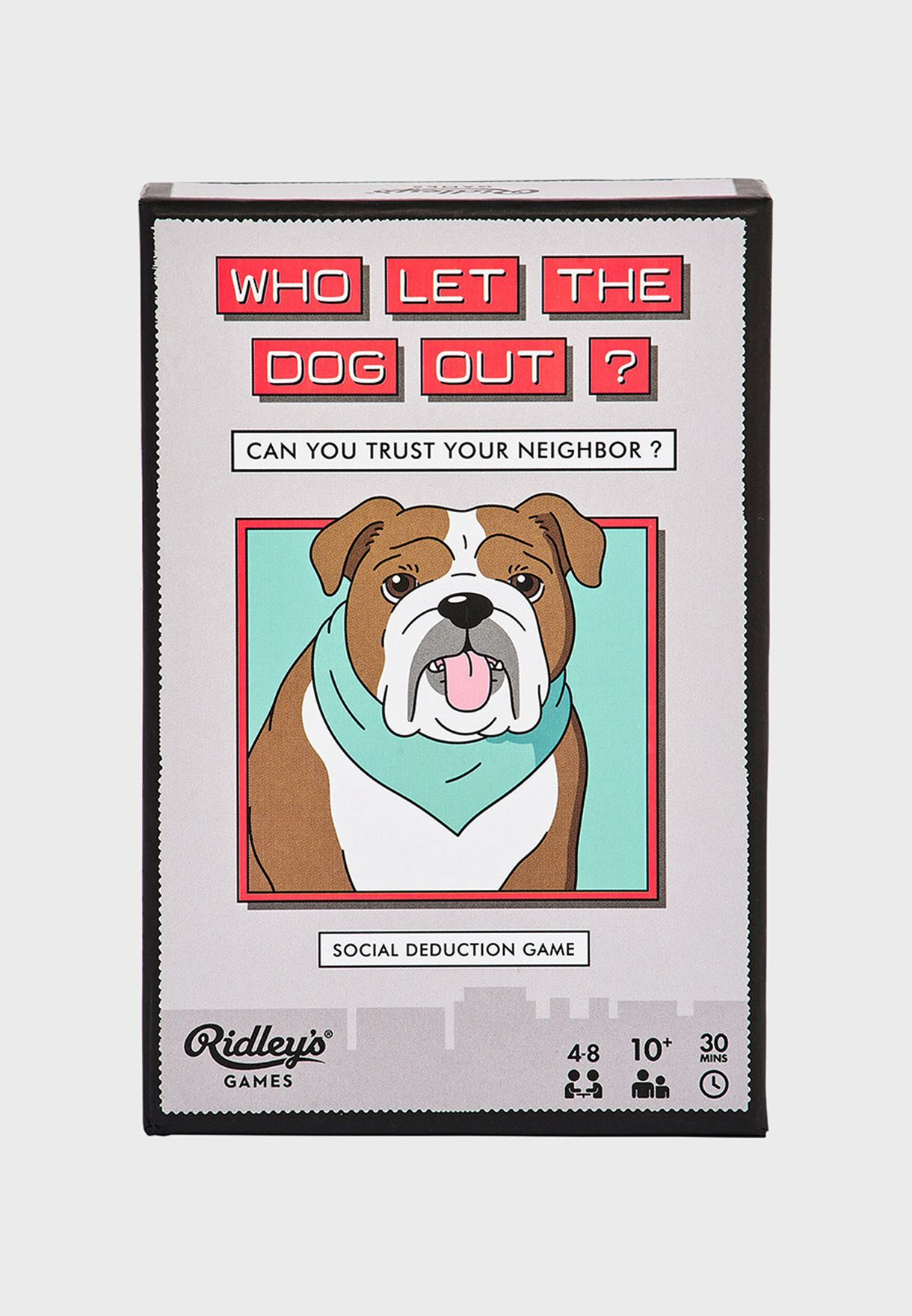 لعبة بطاقات الكلب المفقود