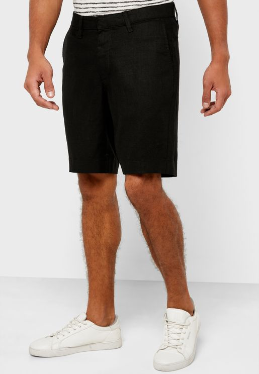 Johny Textured Shorts