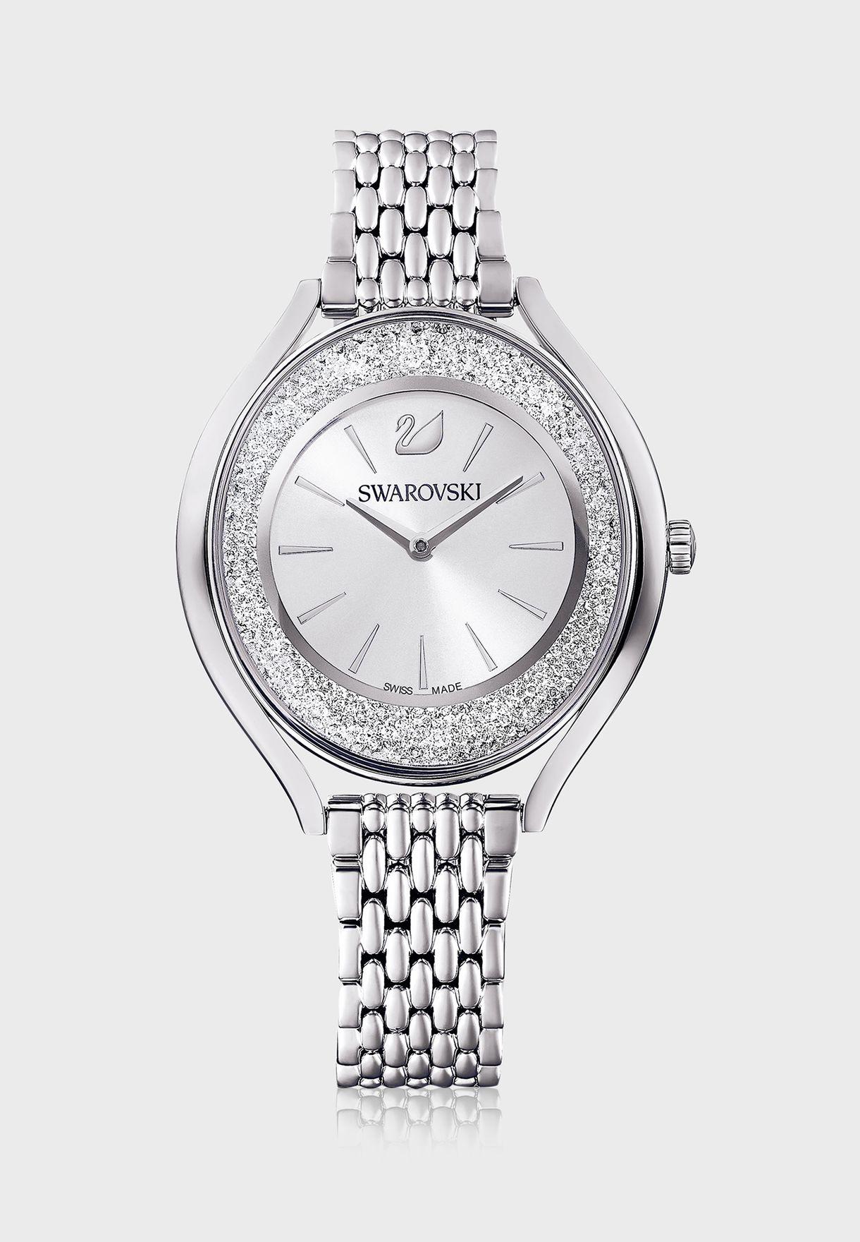 Crystalline Aura Analog Watch