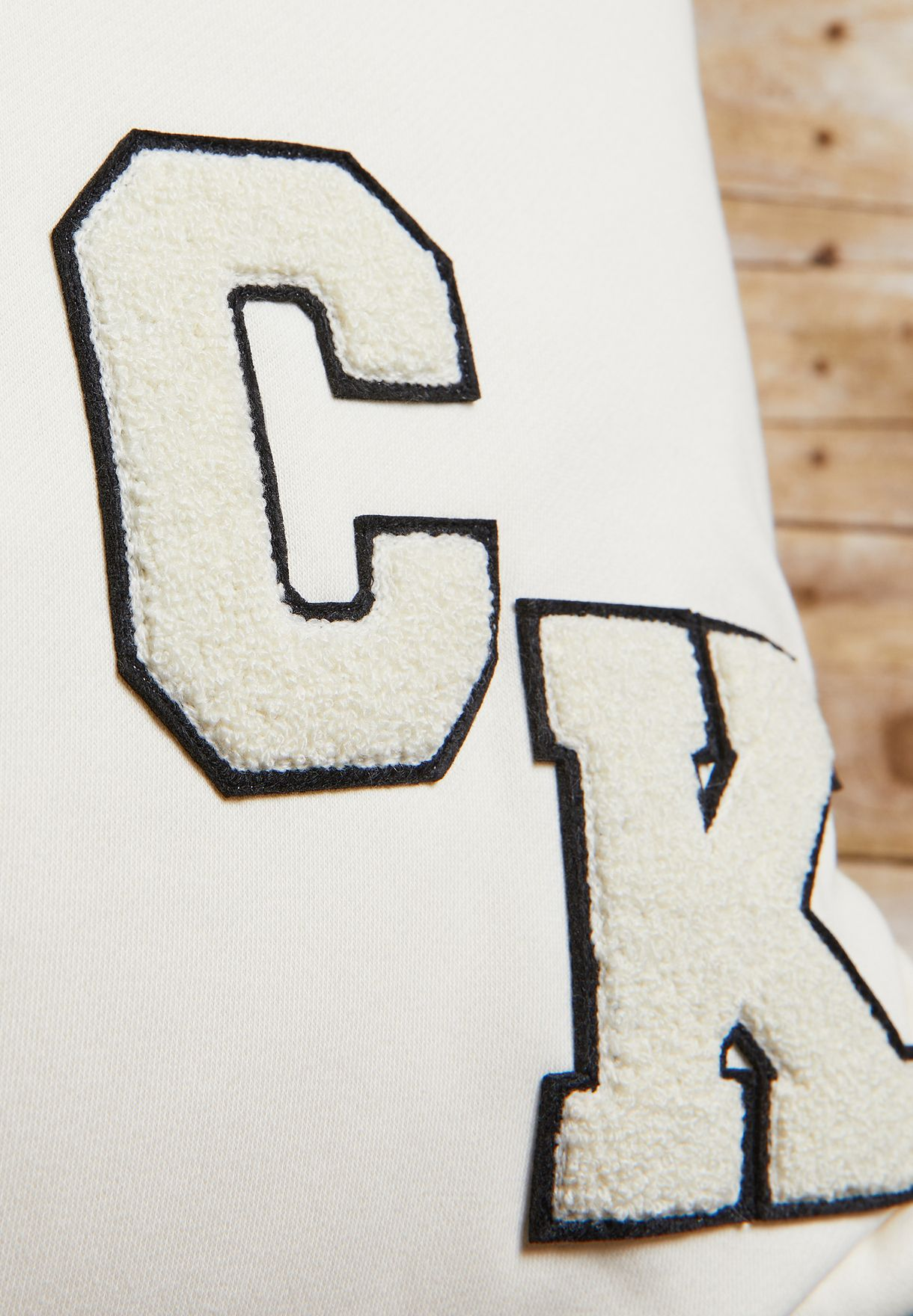 Logo Varsity Pillow 51x51cm