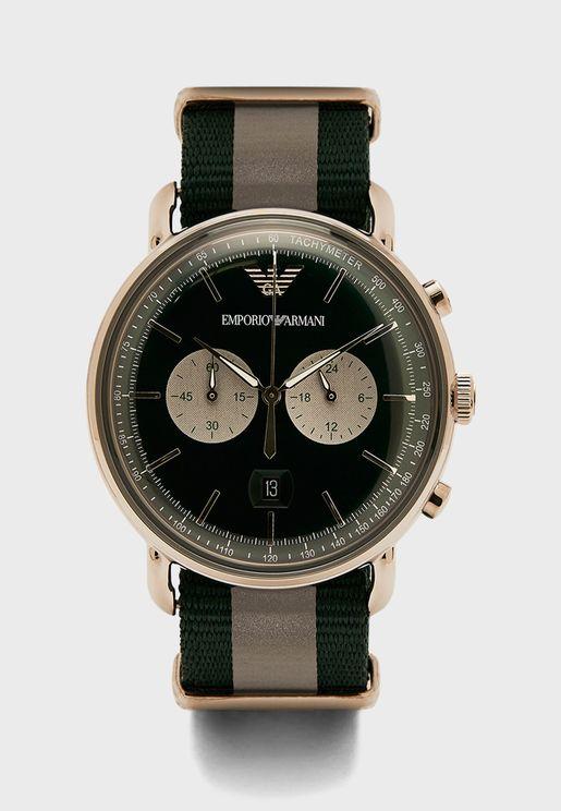 AR11221 Analog Watch