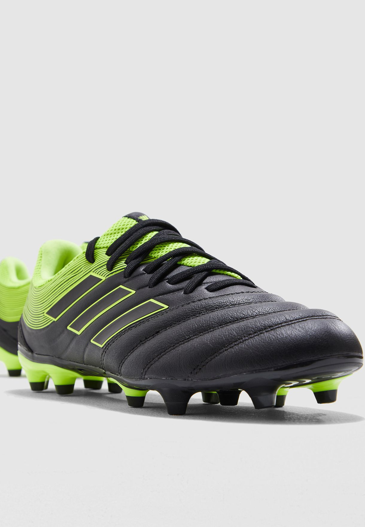 check out aafef e6644 Shop adidas black Copa 19.3 FG BB8090 for Men in Saudi - 14448SH68EKP