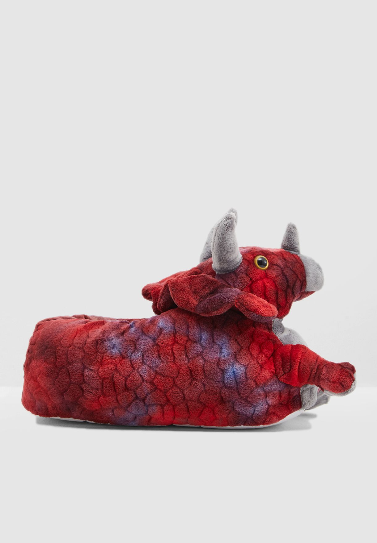 Triceratops Bedroom Slippers
