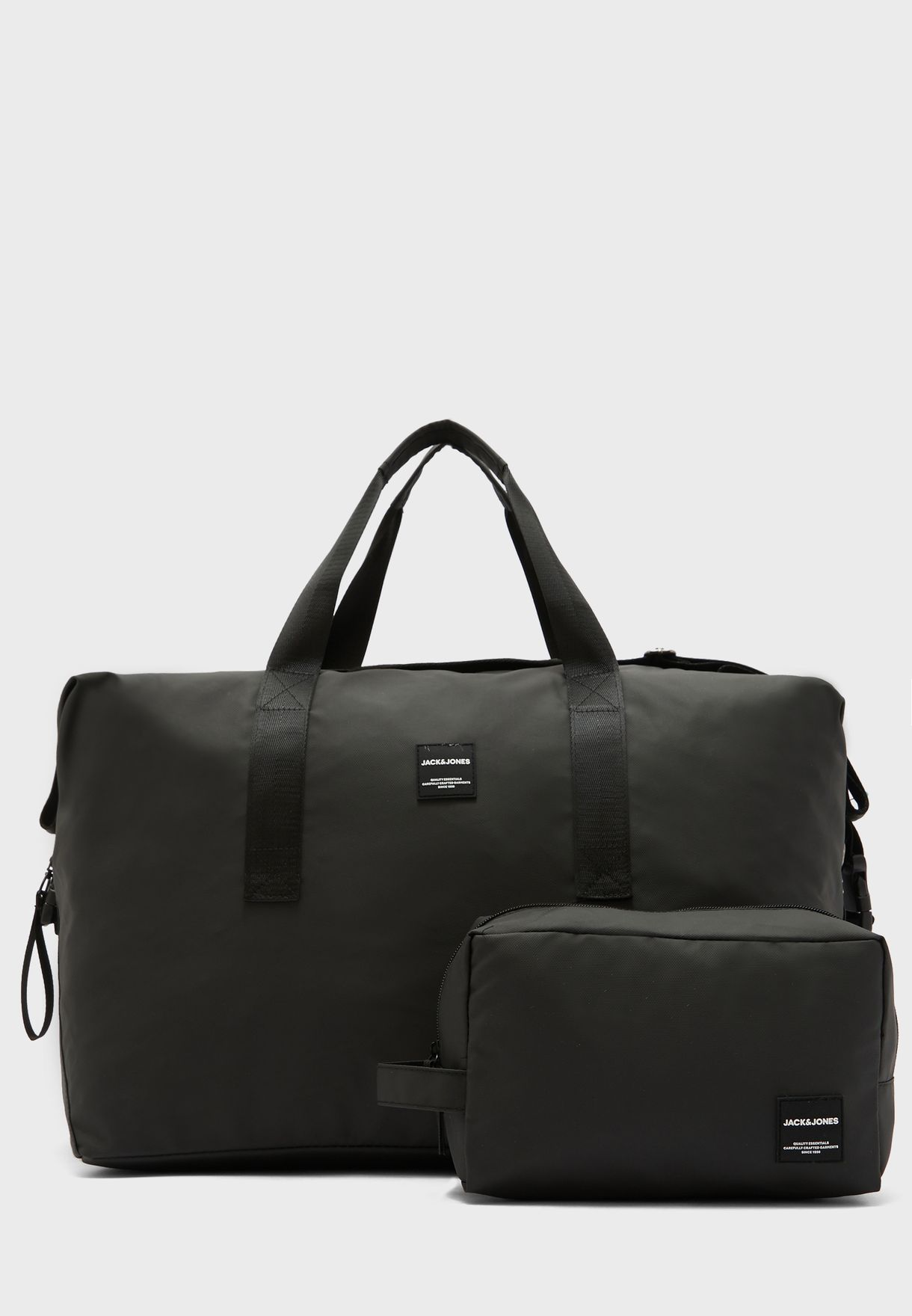 Rex Duffel Bag & Toiletry Bag Set