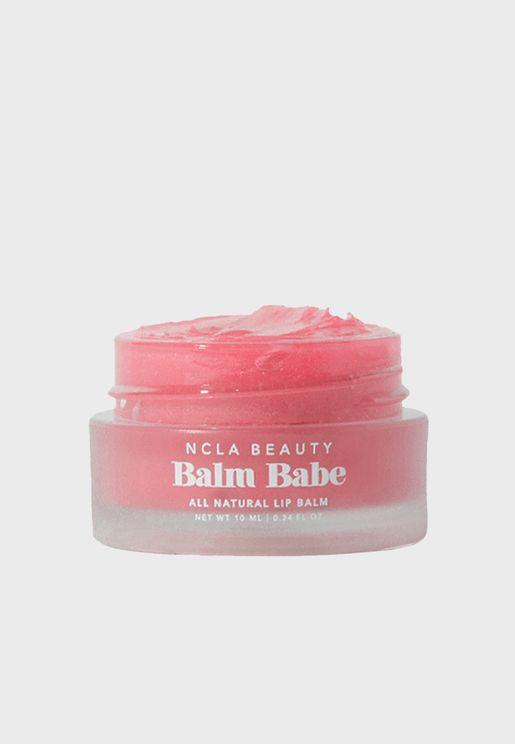 Balm Babe Lip Balm - Pink Champagne