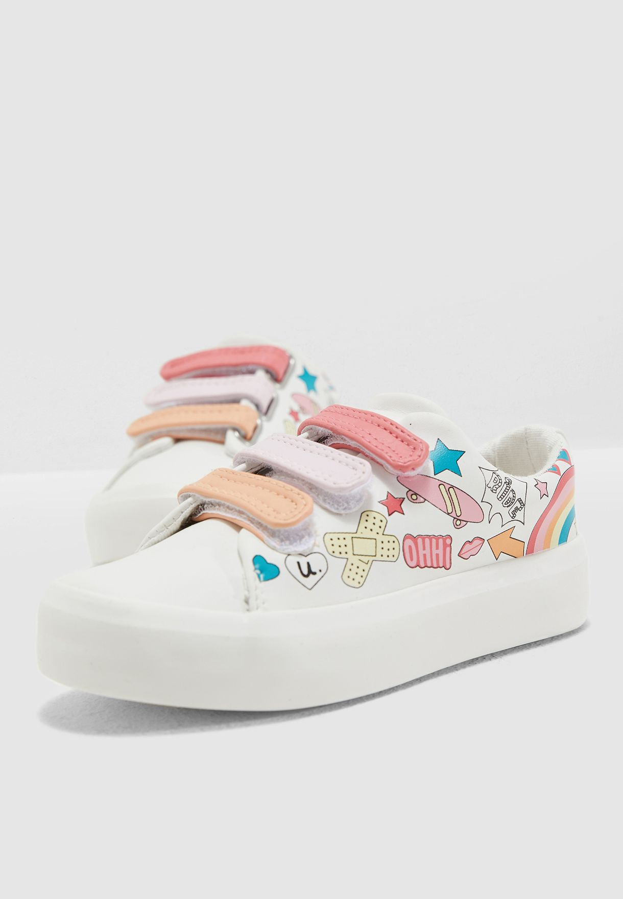 Youth Graphic Sneaker