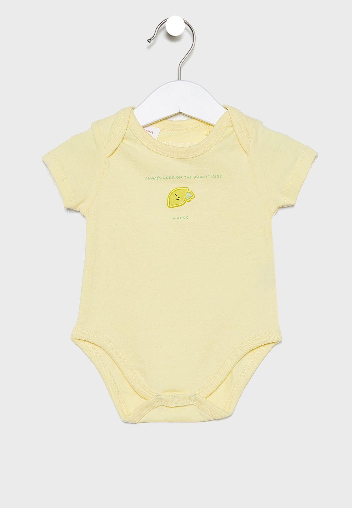 Infant 5 Pack Bodysuit
