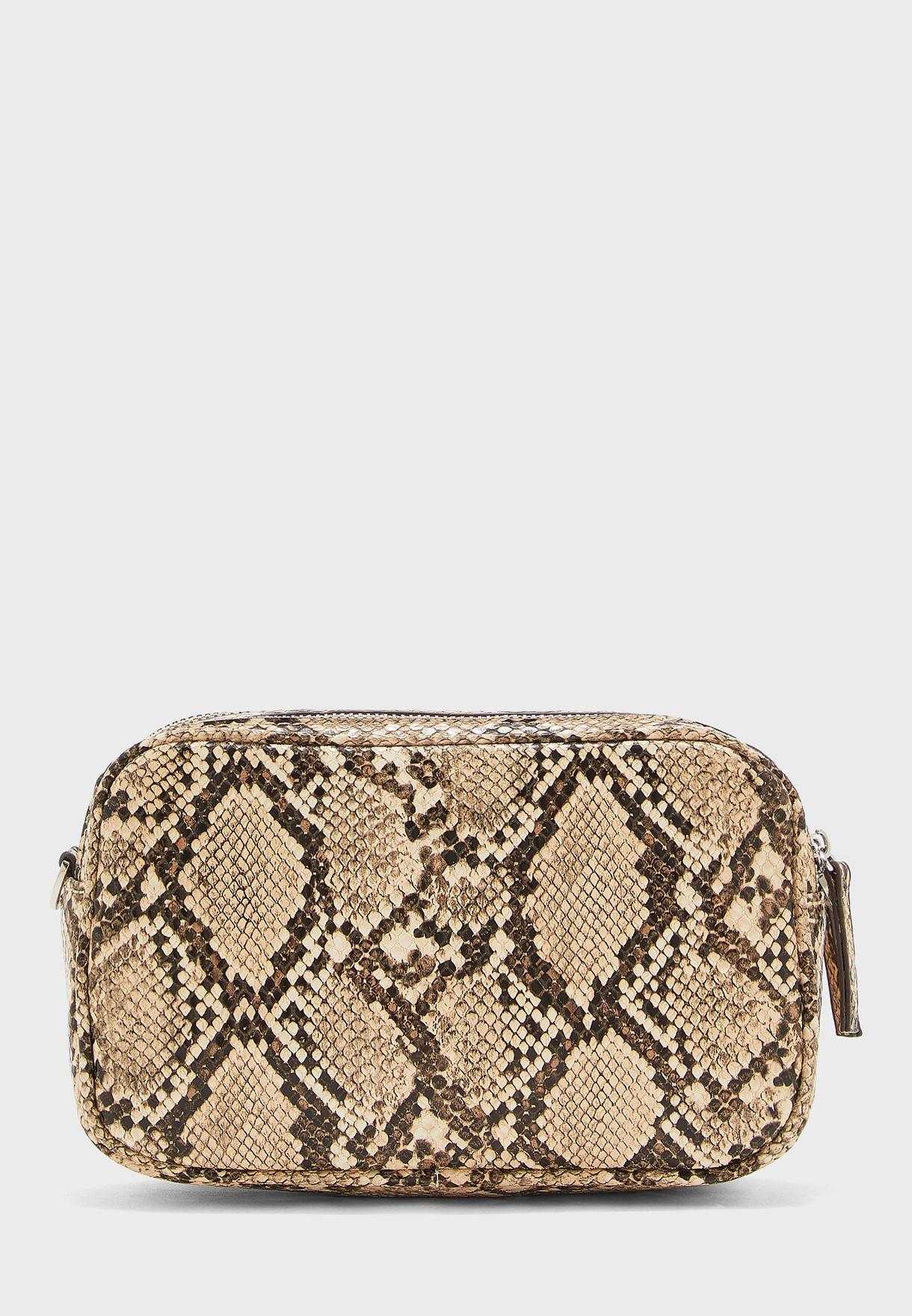Snake Skin Crossbody