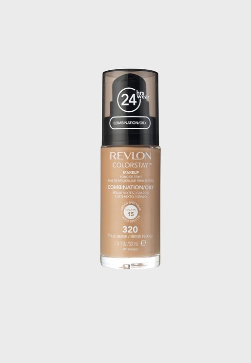 Colorstay Foundation For Combination Oily Skin - True Beige