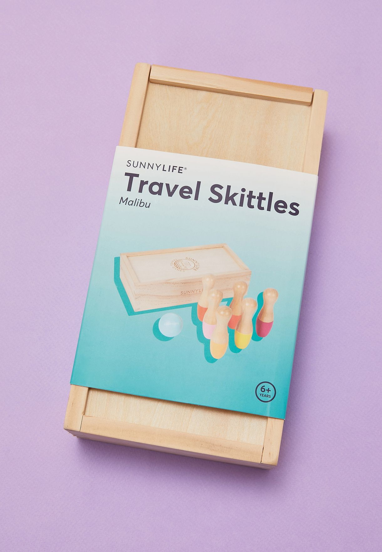 Travel Skittles Set
