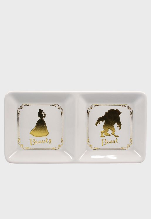 Disney Beauty & Beast Trinket