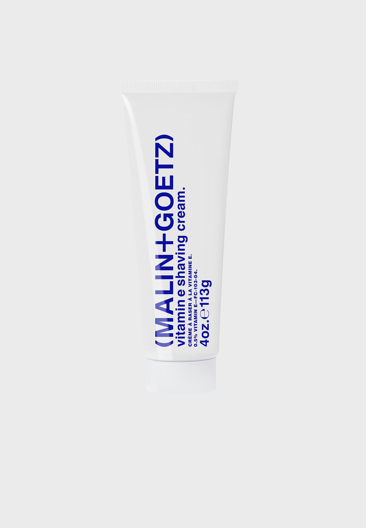 Vitamin E Shaving Cream