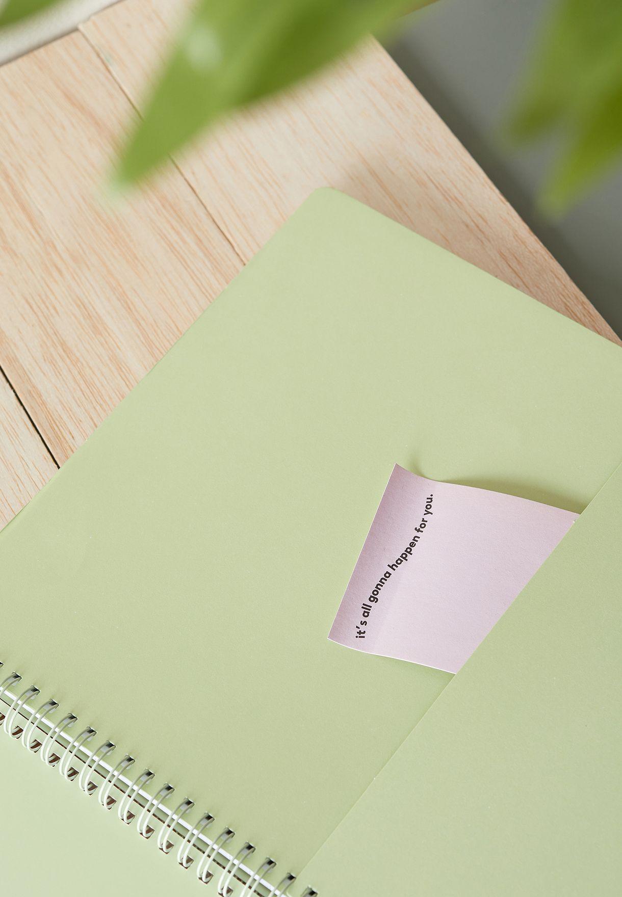 دفتر ملاحظات مطبع
