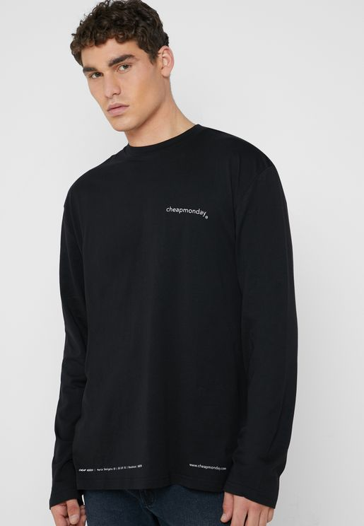 Profile Crew Neck T-Shirt