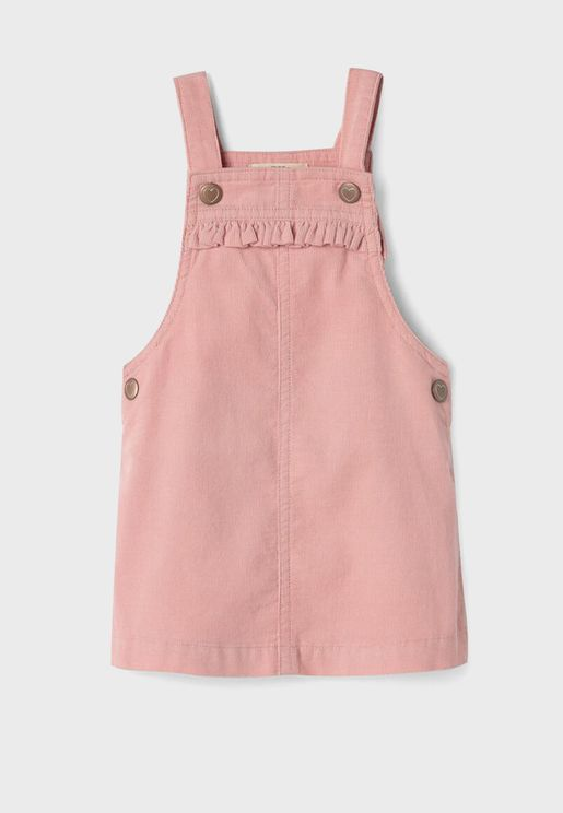 Infant Corduroy Dungaree